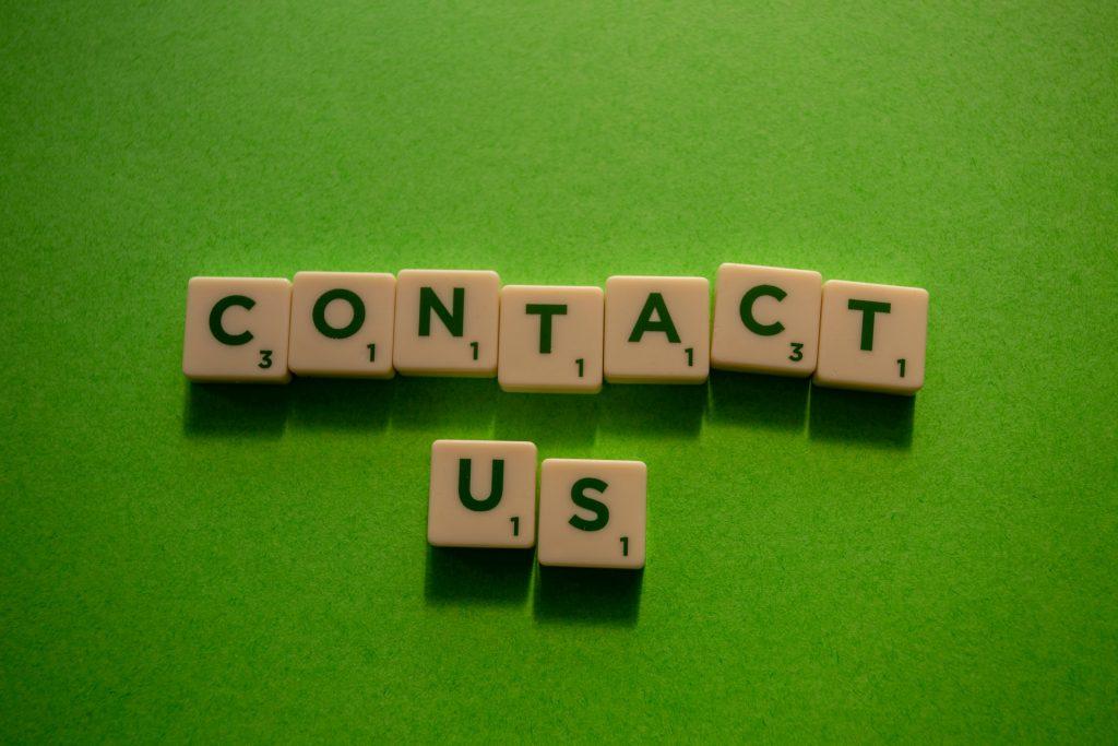 Kontaktai