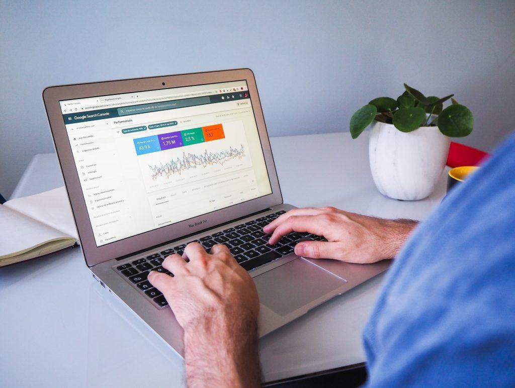 SEO paslaugos - tinklapio analizė